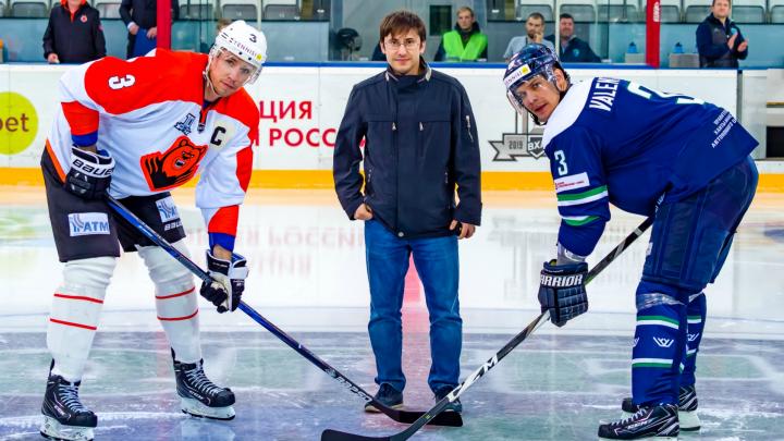 Хоккеисты пермской команды «Молот-Прикамье» устроят катание с болельщиками