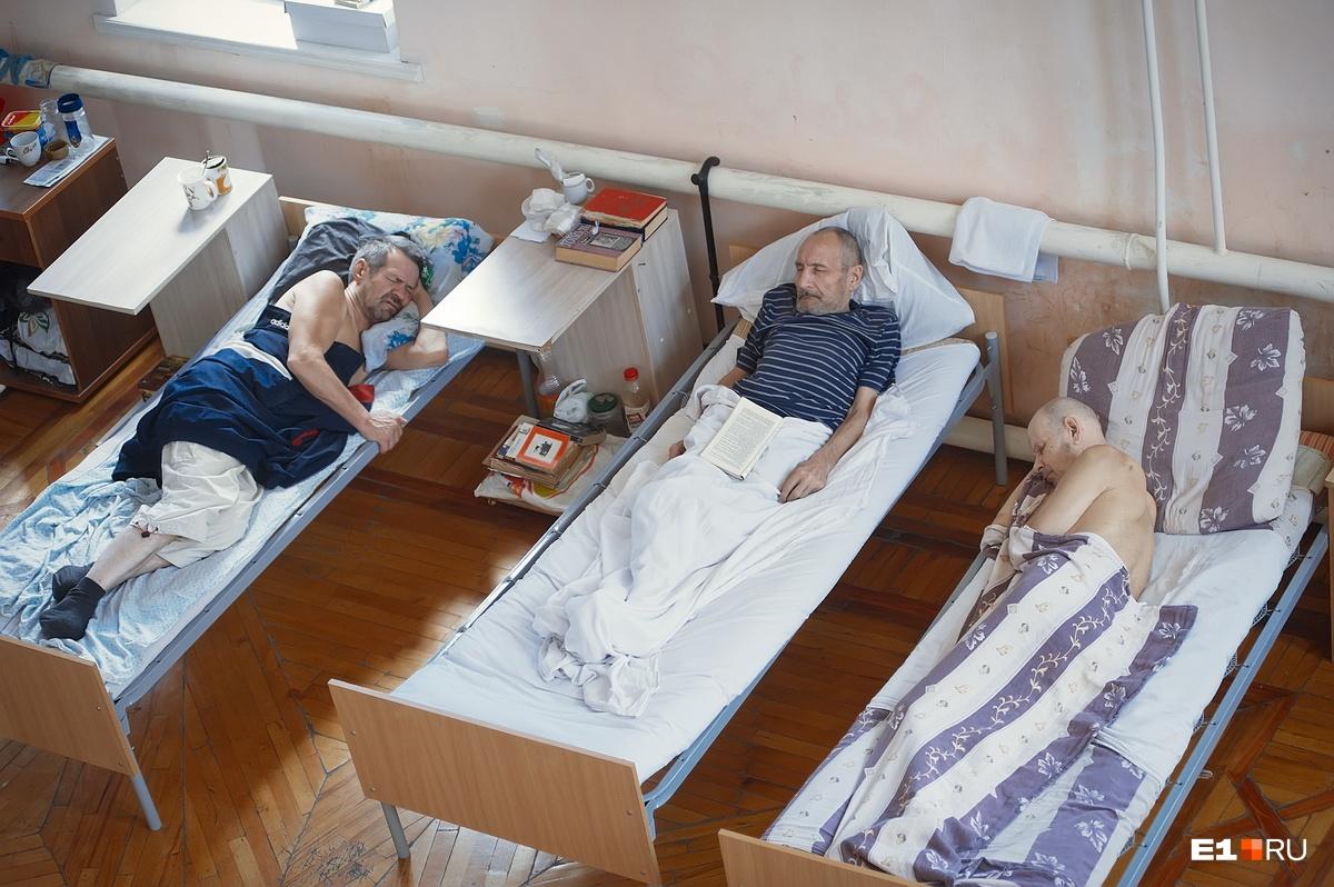 Ольга срочно ищет новое помещение для своих стариков