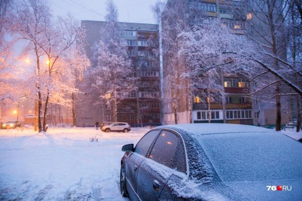 Зима ещё покажет себя