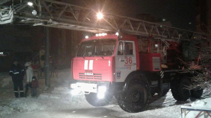 Два человека погибли в ночных пожарах в Башкирии