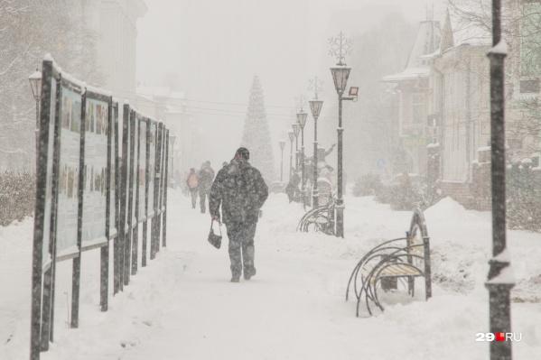 Отсутствие «нормальной» зимы в Архангельске, нехватка солнечного света, постоянные перепады температур и гололед, с которым не справляются коммунальщики, — все это здорово портит нам настроение