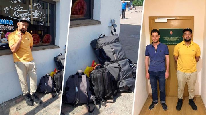 Студента-египтянина из Челябинска задержали за попытку уплыть в Финляндию на надувной лодке