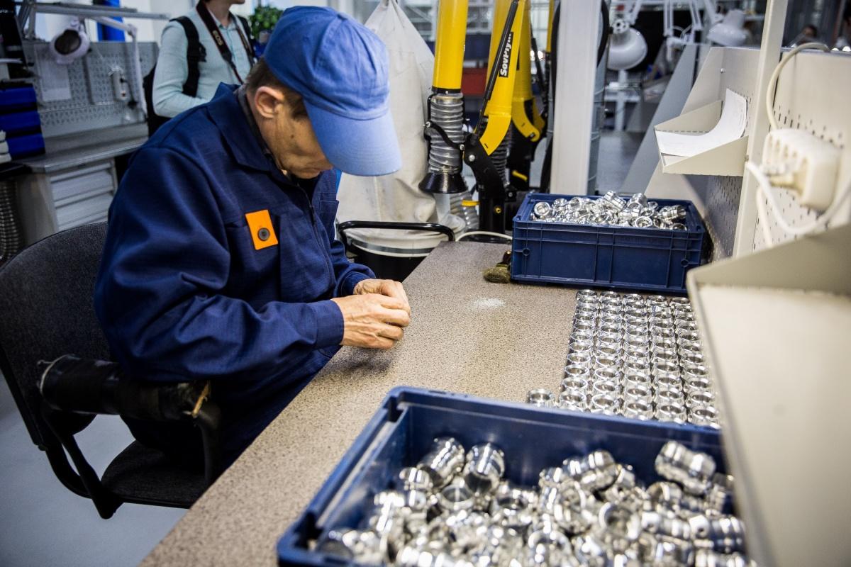 Крупнейшее российское производство имплантатов для травматологии запустили вНовосибирске