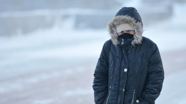 Свердловские спасатели выпустили памятку о том, как пережить морозные выходные