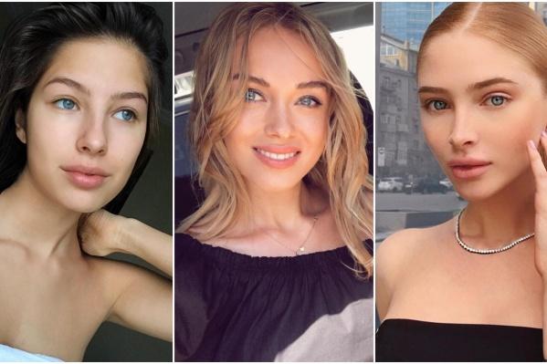Узнаёте девчат без макияжа? Расскажите в комментариях, очень ждём!