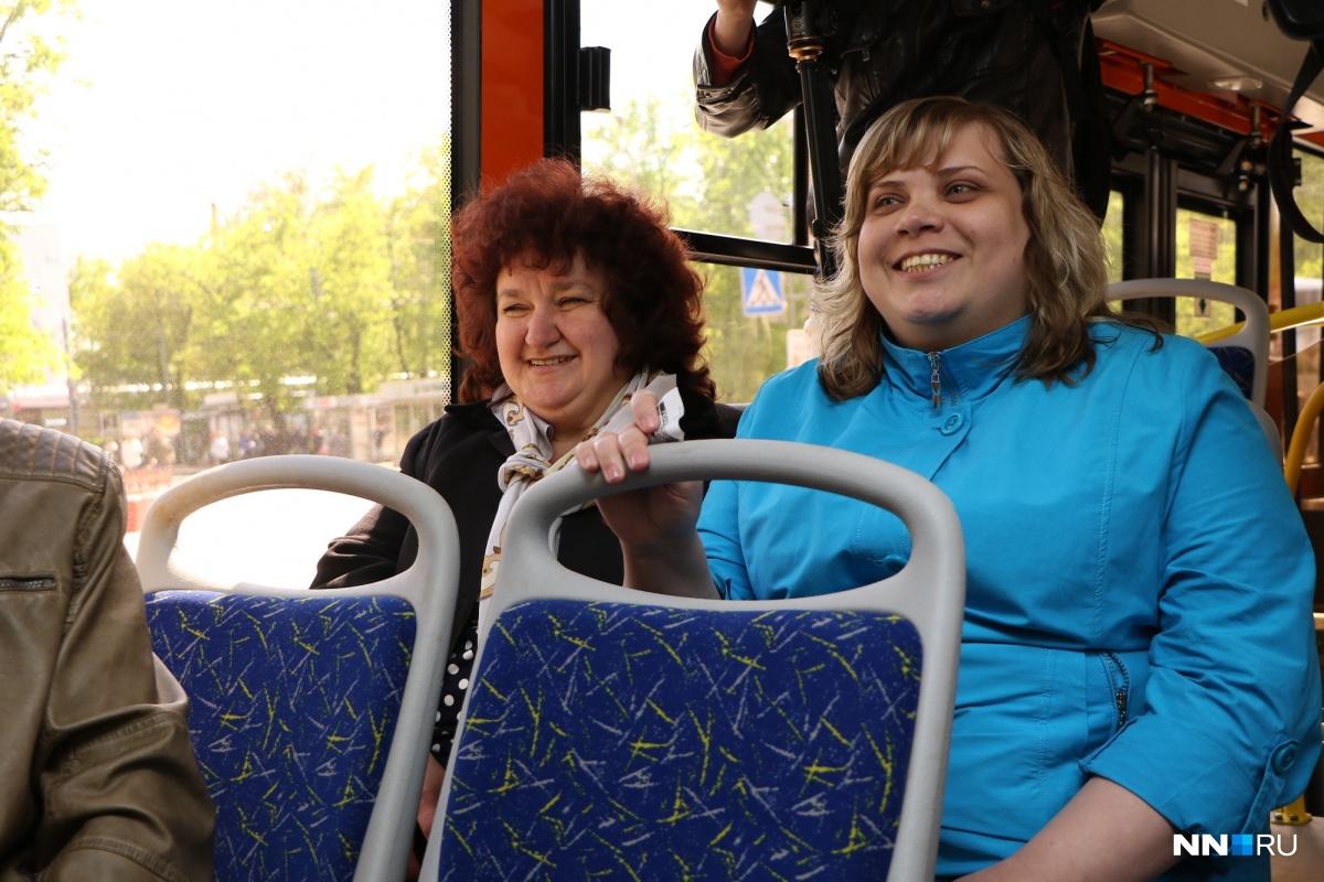 Еще три новых автобусных маршрута заработают вНижнем Новгороде