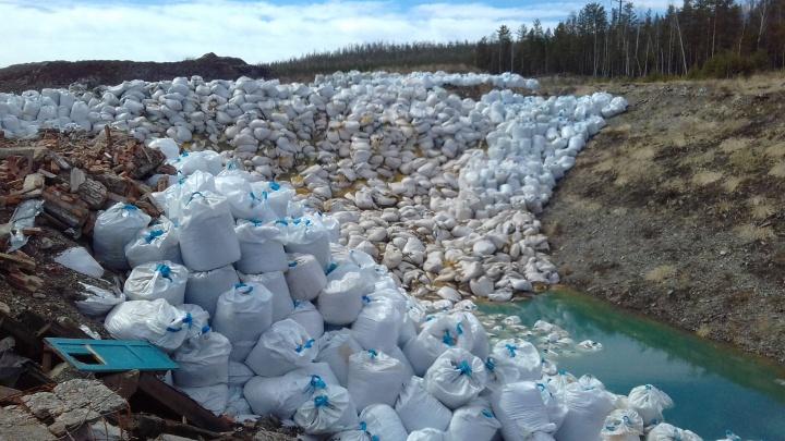«Это экоцид»: за 3 года УГМК свезла в Новоуральск тысячи тонн ядовитых отходов