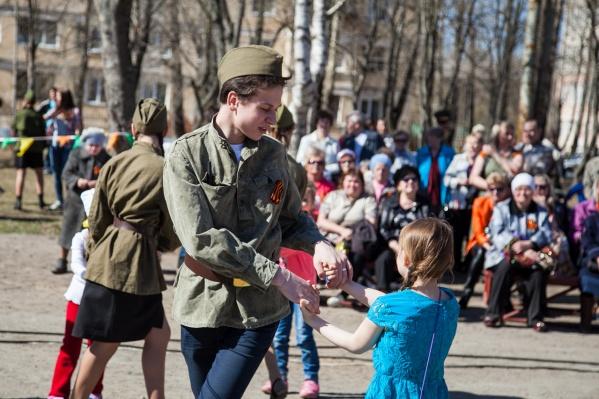 Главные праздничные события развернутся на площади Профсоюзов, площади Мира и Красной пристани