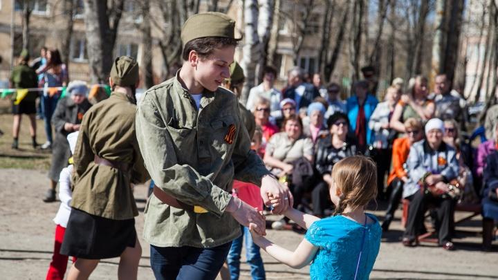 «Бессмертный полк» новым маршрутом и переезд народных гуляний: каким будет архангельский День Победы