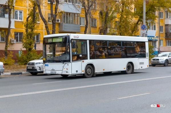 Муниципальные автобусы передали в аренду частной организации