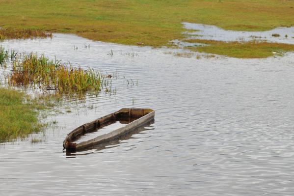 Из-за роста воды автолюбителей просят в ближайшее время не ездить из Архангельска в Мезень