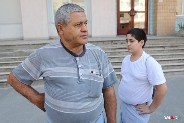 Гурген Восканян надеялся на более солидные выплаты