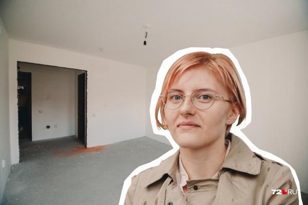 Анна Яровая купила квартиру с сюрпризом. Бонусом шли конские проценты и страх потерять новенькое жилье