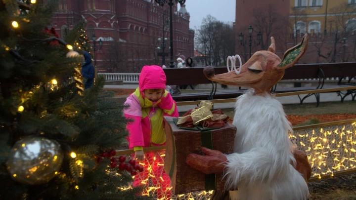 Вспоминаем добрые истории: МегаФон запустил в городах рождественский проект и конкурс с призами