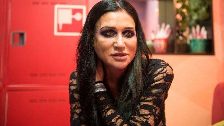 «Результат будет офигенный!»: певица Линда три дня снимала в Екатеринбурге секретный клип