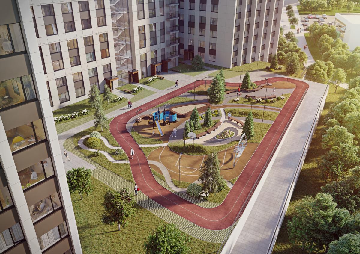 В Екатеринбурге кардинально преобразят территорию возле парка Маяковского