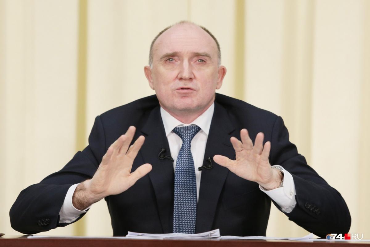 Громкий скандал с участием Бориса Дубровского вышел на федеральный уровень