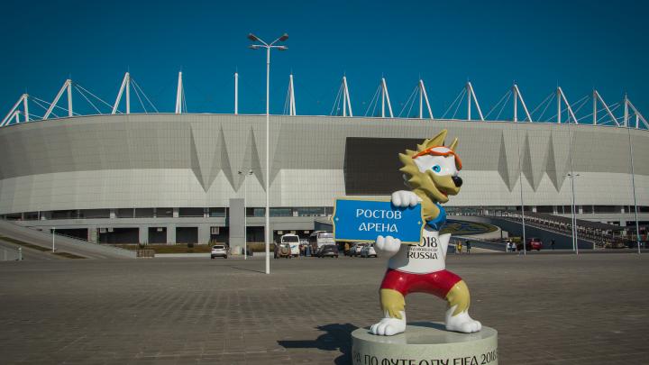 На спорткластер в Ростове федералы потратят 713 миллионов рублей