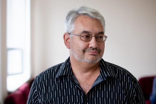 Дмитрий Кучин с февраля бился в суде за восстановление в должности, но потерпел поражение