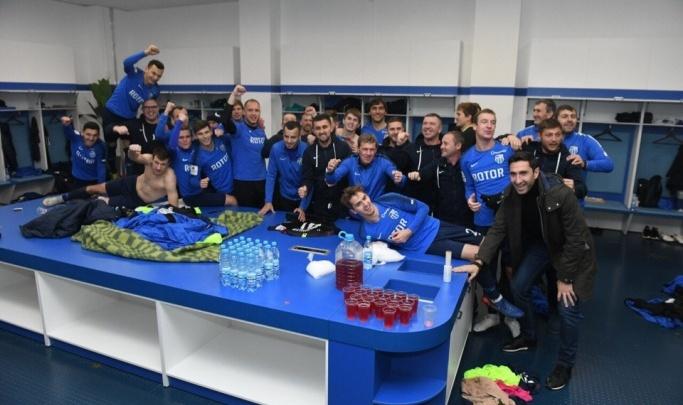 Соберутся в Турции и на Кипре: игроки волгоградского «Ротора» объявили о начале отпуска