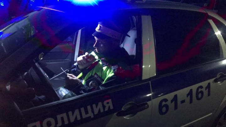 За выходные свердловские гаишники поймали две сотни пьяных водителей
