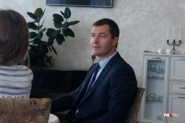 Мэр Ярославля устроил встречу с журналистами