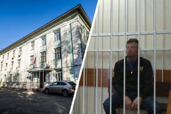 Сергею Корсукову грозит до пяти лет лишения свободы