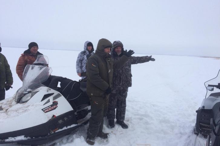Сотрудники погрануправления поймали браконьеров, незаконно перешедших границу