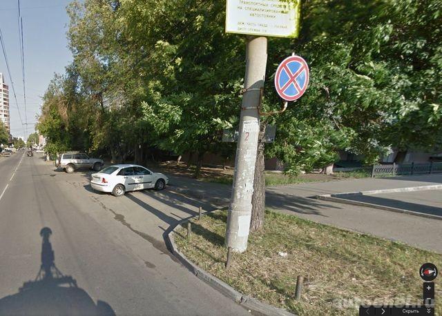Важно понять, является ли уширение парковкой или дополнительной полосой