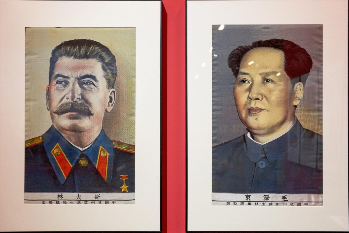Мао Цзэдун в 1950 году приезжал в СССР на 70-летие Иосифа Сталина