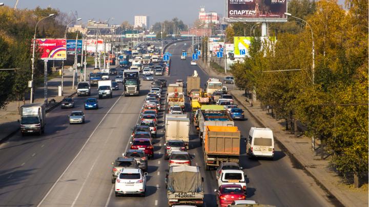 Новосибирцы недовольны состоянием дорог