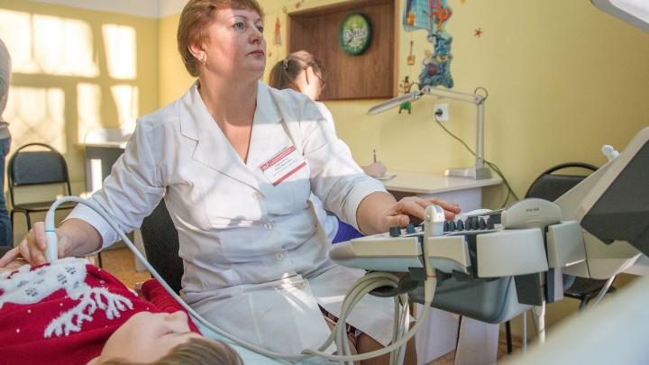 Новый УЗИ-аппарат и ренгтген: что еще поменялось в детской поликлинике на Енисейской после ремонта