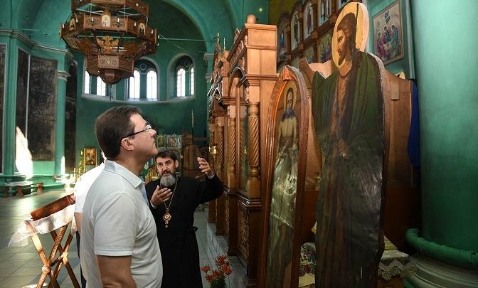 Церковь Святой Троицы в Самарской области отремонтируют за счет частного инвестора