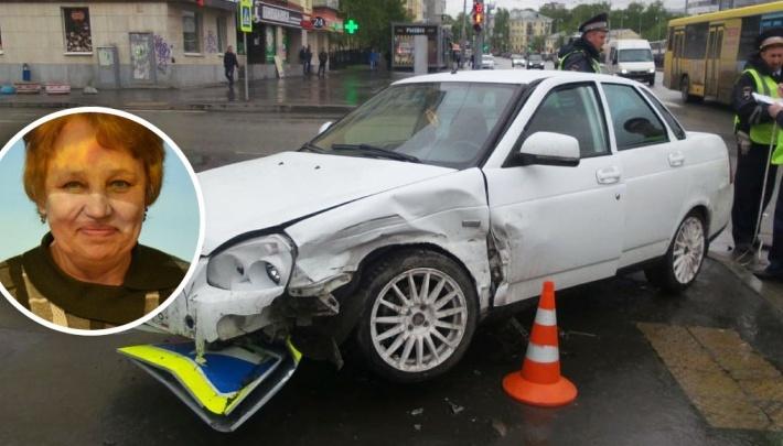 Водитель, виновный в гибели преподавателя Института связи в страшной аварии на Крауля, получил срок