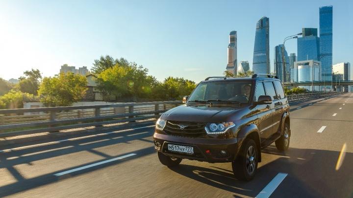 Бесплатная комплексная проверка автомобилей УАЗ Патриот старше трёх лет пройдёт 23 и 24 марта