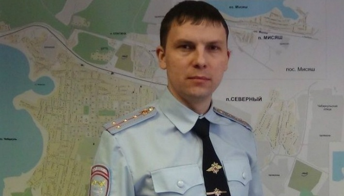 В Челябинской области лишили прав бывшего начальника ГИБДД, уехавшего с места ДТП