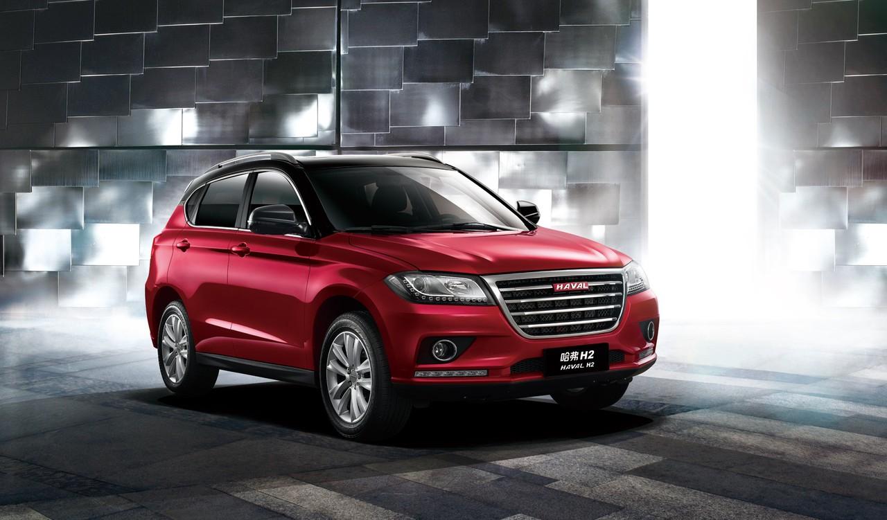 Haval H2 близок по концепции к Hyundai Creta