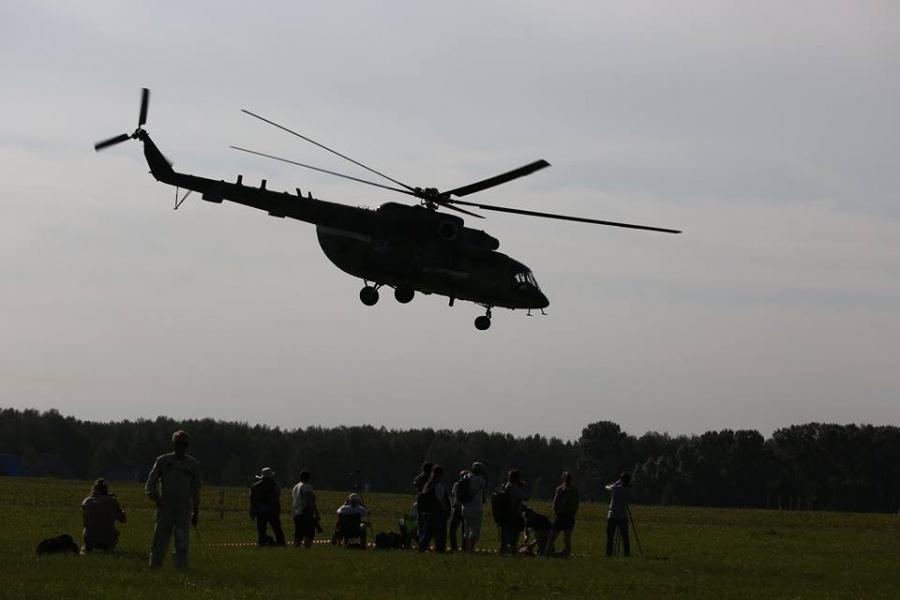Женщины показали высший пилотаж наавиашоу вМочище