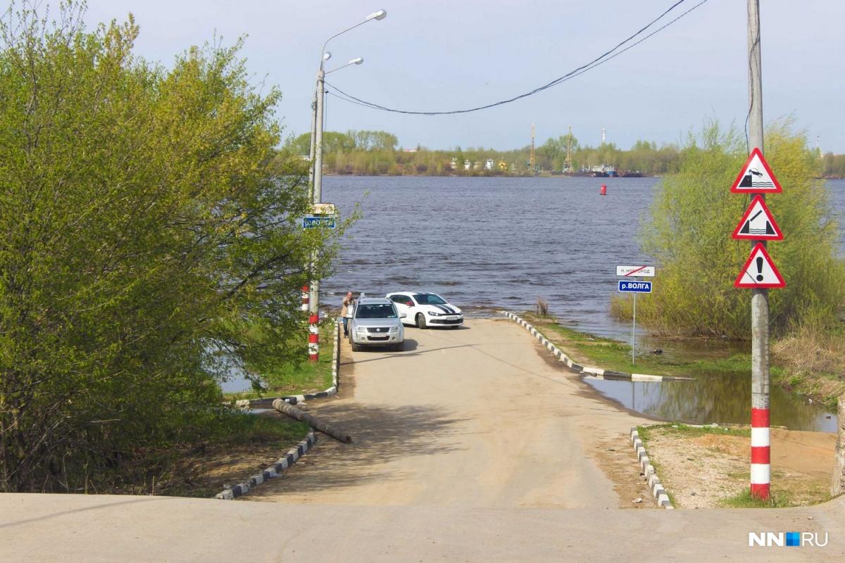 Движение понаплавному мосту через Суру вПильнинском районе откроют 7мая