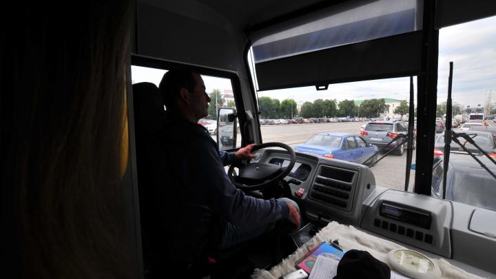 В Екатеринбурге суд оштрафовал перевозчика за водителя автобуса, который ездил без прав