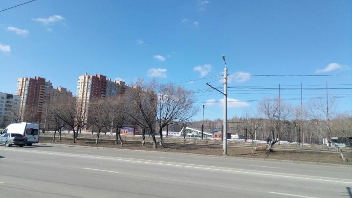 «Никаких массовых мероприятий»: популярное у челябинцев место отдыха закрыли на реконструкцию