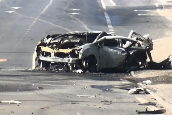 В ДТП погиб 54-летний мужчина