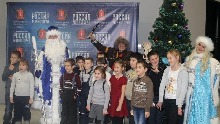 Рождественские квесты и открытые кинопоказы: зимний фестиваль в музее «Россия — Моя история»