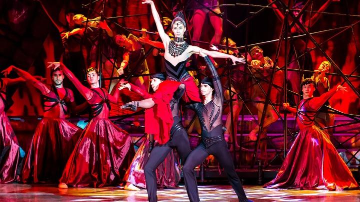 В сине-красных тонах: в Челябинске покажут нашумевший в Европе балет-кантату