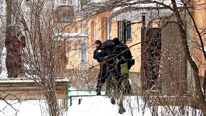 «Схрона оружия у подозреваемого не было»: NN.RU следит за ситуацией в Сормове онлайн