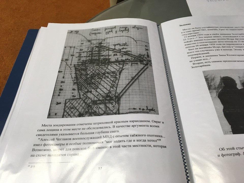 В книге — схемы, формулы и архивные фото