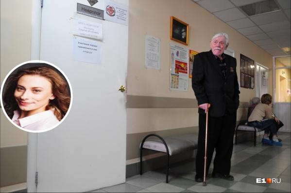 Наше общество не готово к уходу за стариками, считает Медведева