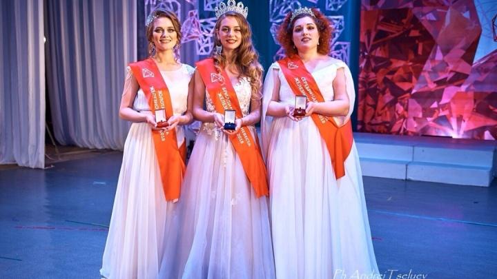 В Железногорске выбрали самую красивую невесту