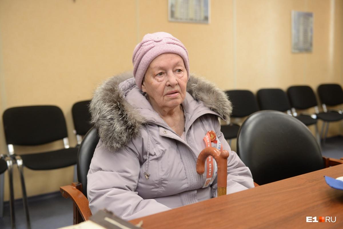 Римма Ивановна посвятила заводу ЖБИ 50 лет