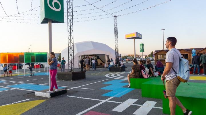 Безудержное веселье: смотрим, как прошёл фестиваль электронной музыки возле «МЕГИ»
